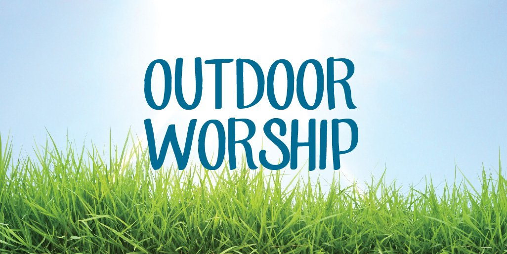 Outdoor Worship | Cokesbury United Methodist Church